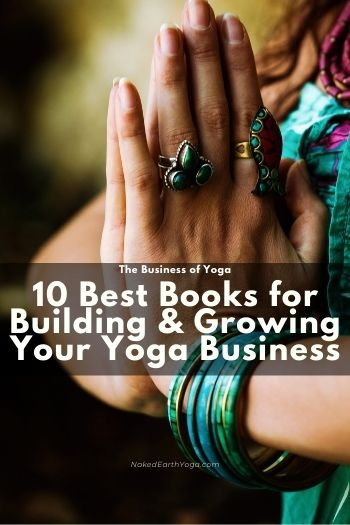best books for yoga business
