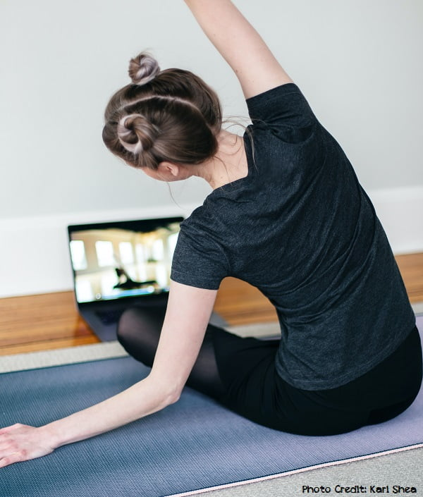 live yoga classes online