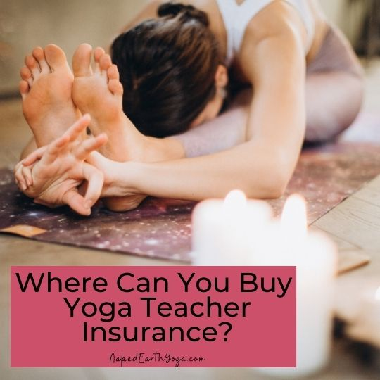where can you buy yoga teacher insurance