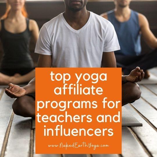 top yoga affiliate programs